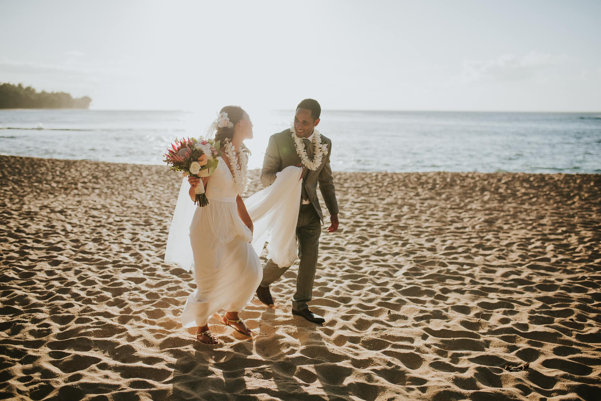 Best Kauai Destination Wedding Photographer