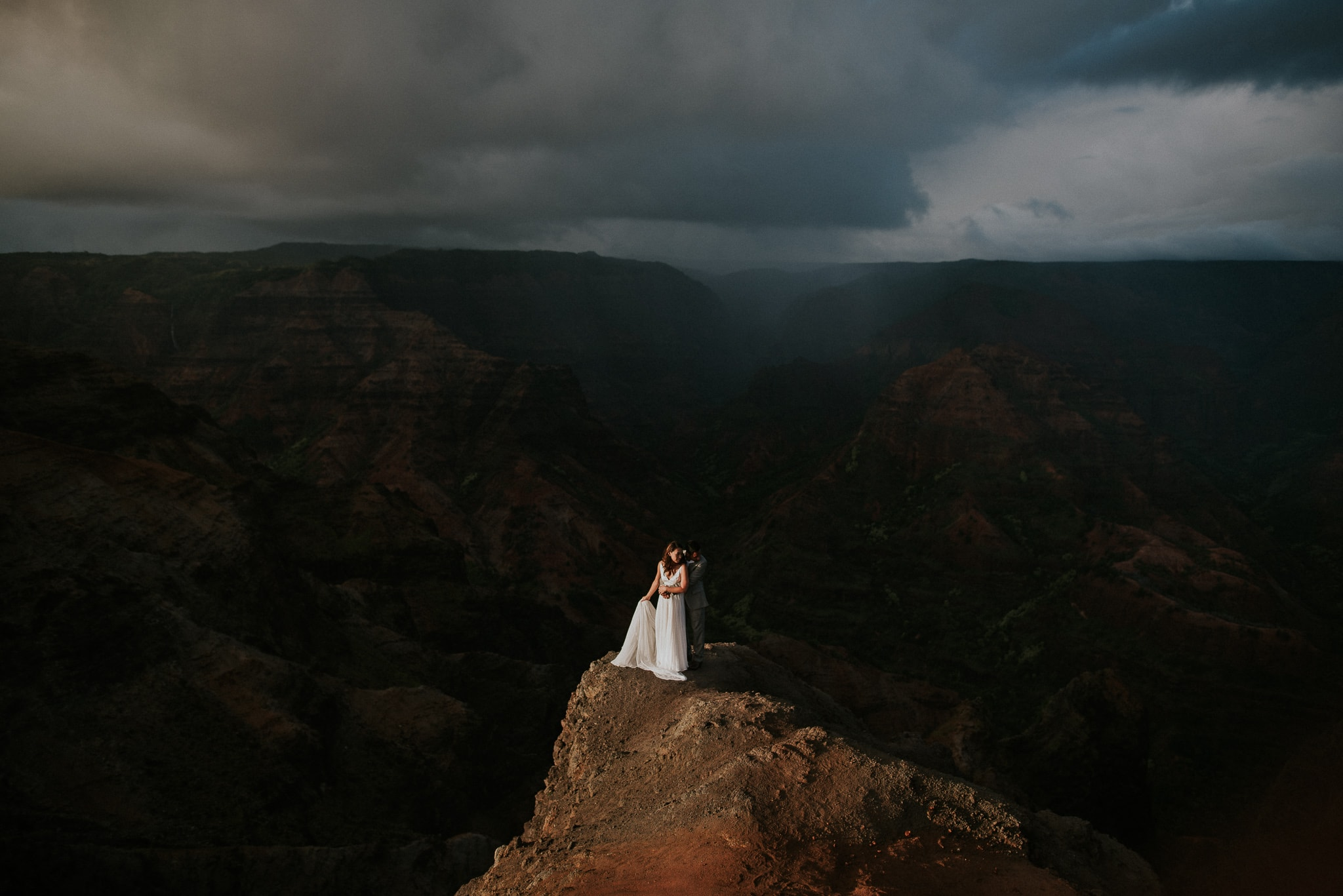 beautiful Kauai Wedding
