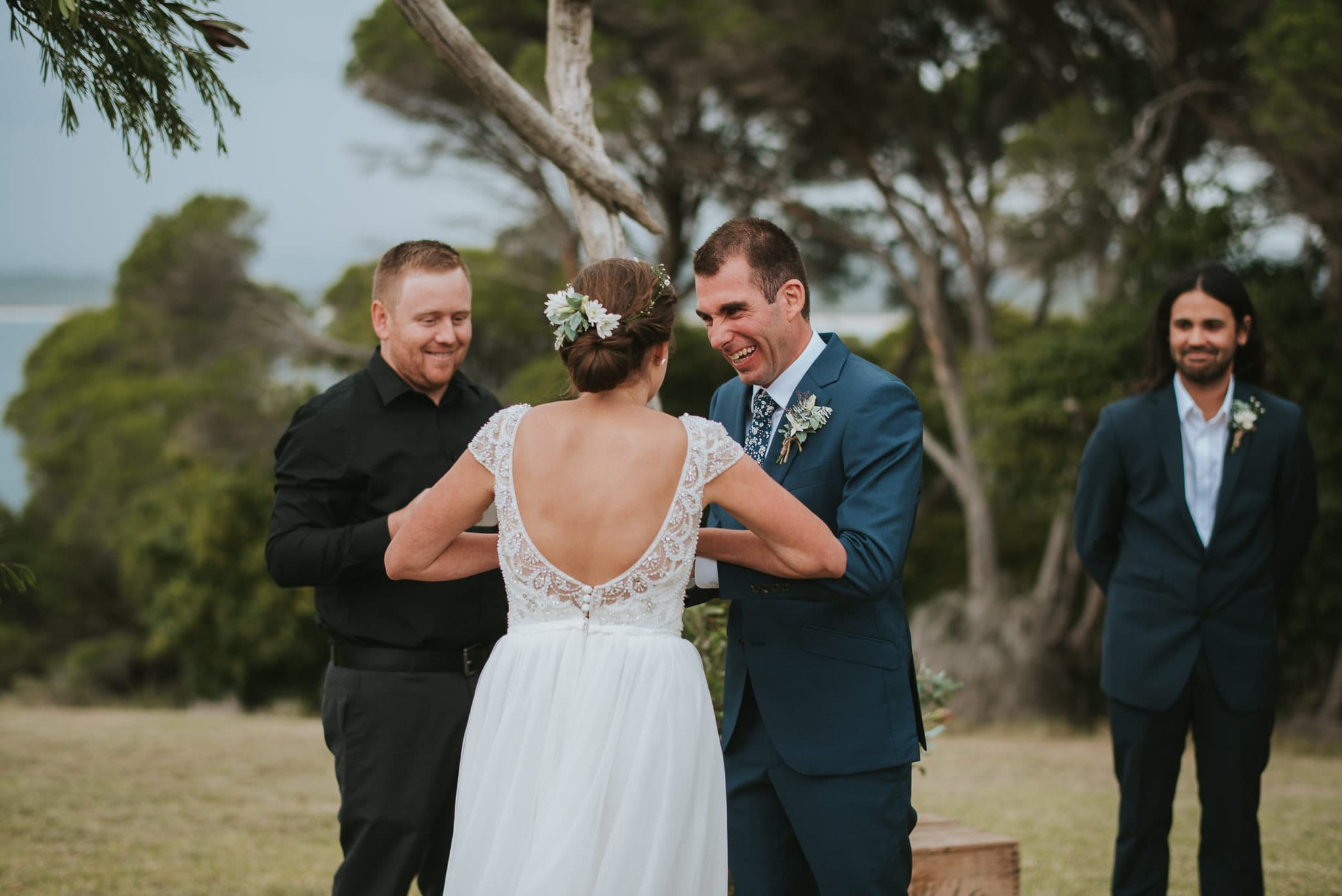 wedding merimbula photography