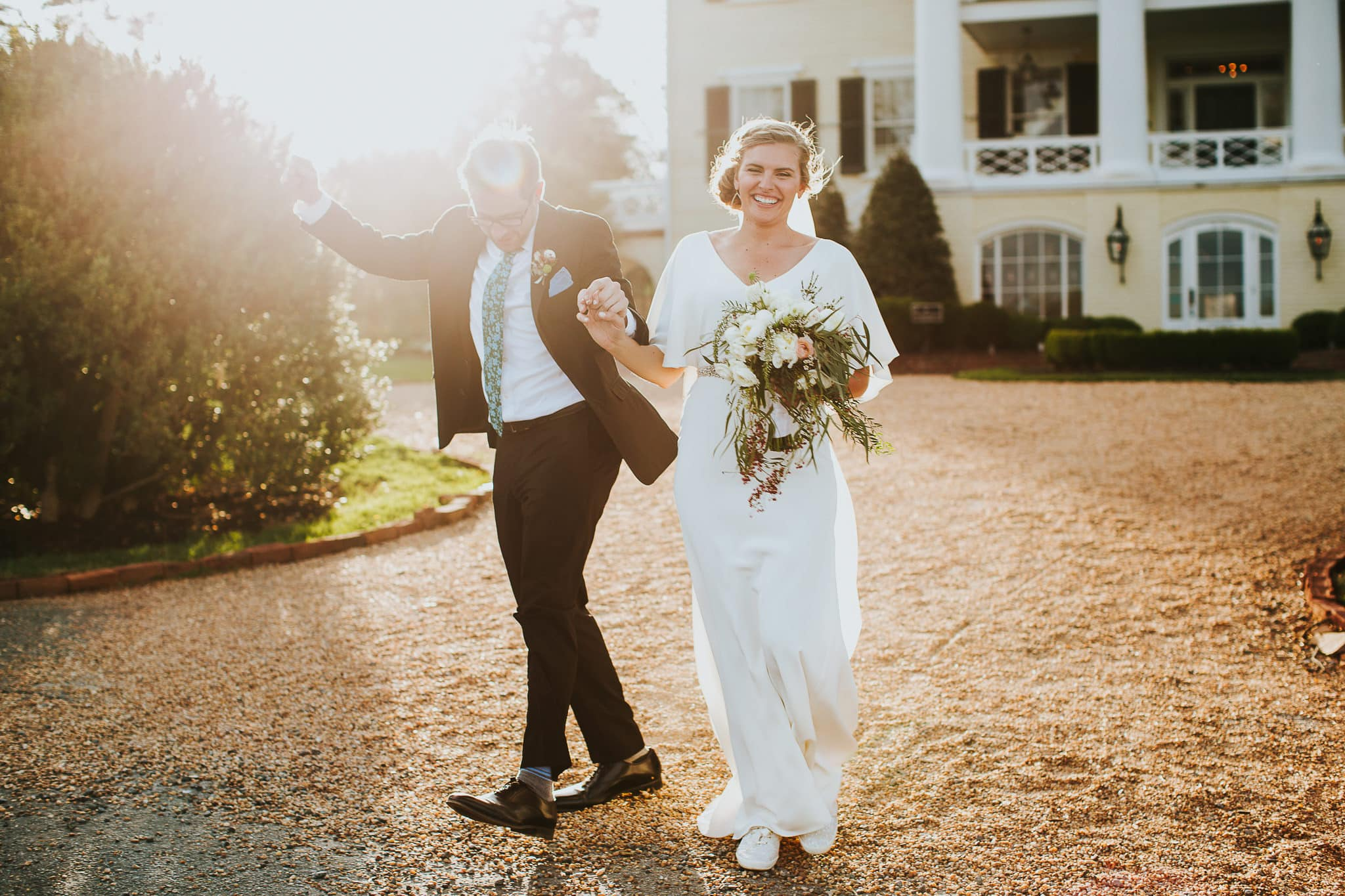 We are so grateful to Justin for photographing our wedding. It was so full of love and magic and happiness, and we have it all on film thanks to him.