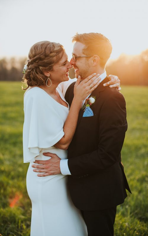 Megan + Harry - Wedding - Orange, Virginia