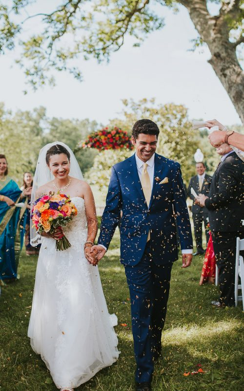 Anjuli + Nick - Wedding - Morais Vineyards