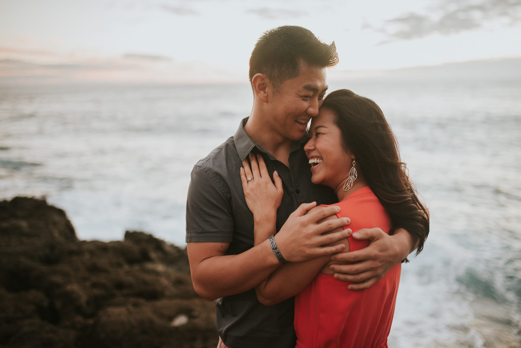 Kaʻena Point photoshoot