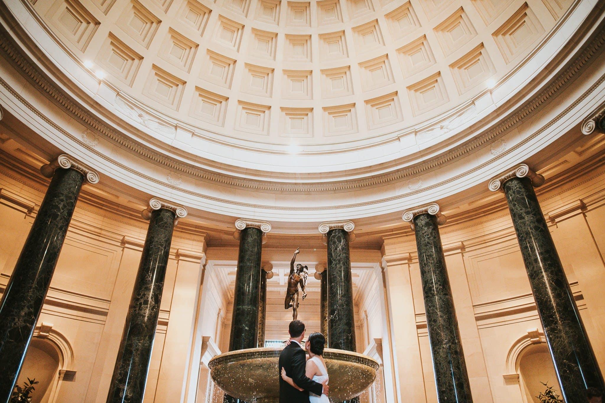 national gallery of art foyer