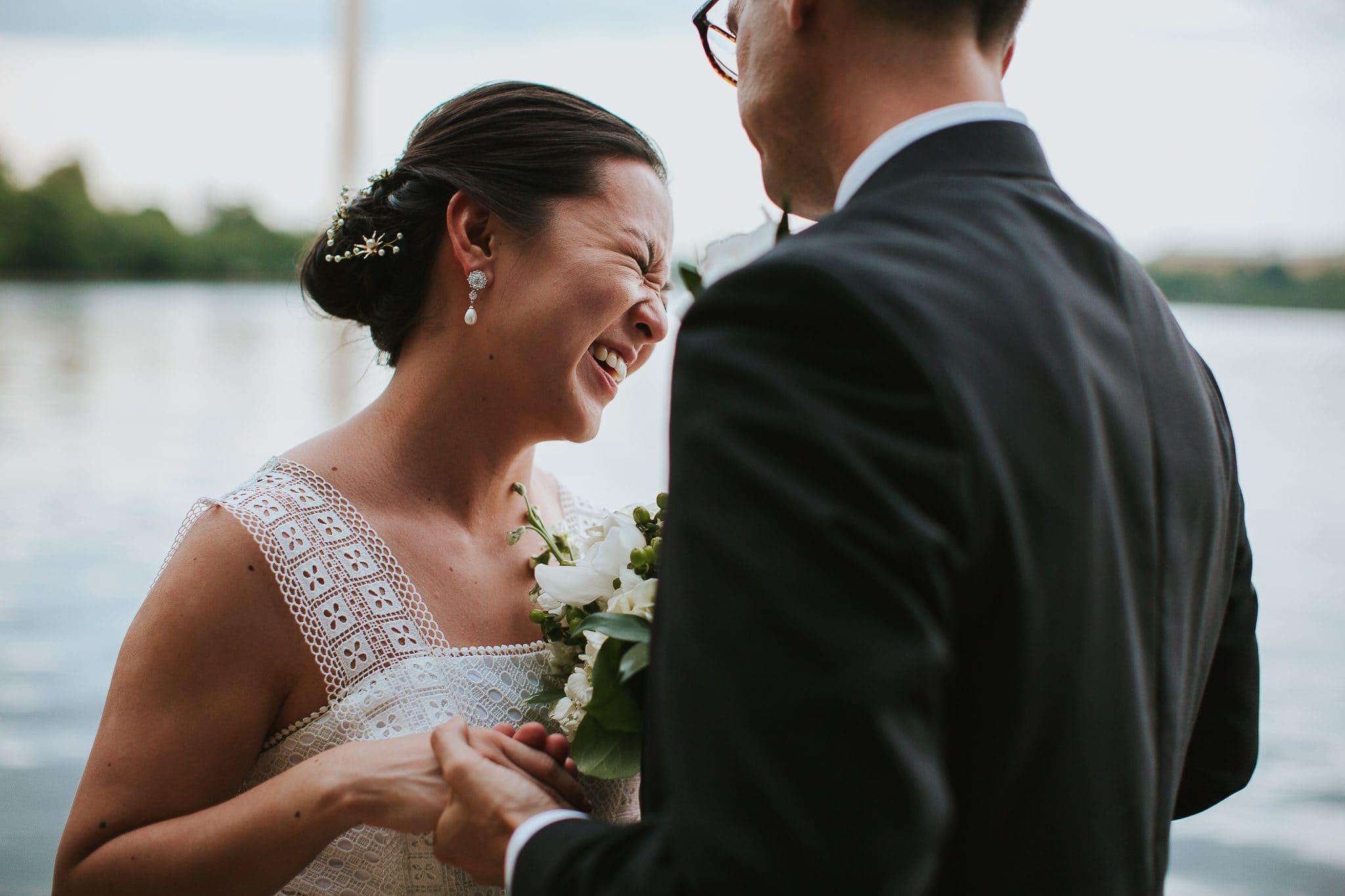 tidal basin wedding ceremony
