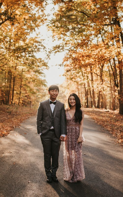 Sara + Albert – Engagement – Manassas, Virginia