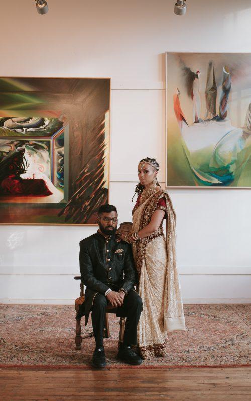 Tierra + Drew - Wedding - Princeton, New Jersey + Garnerville, New York