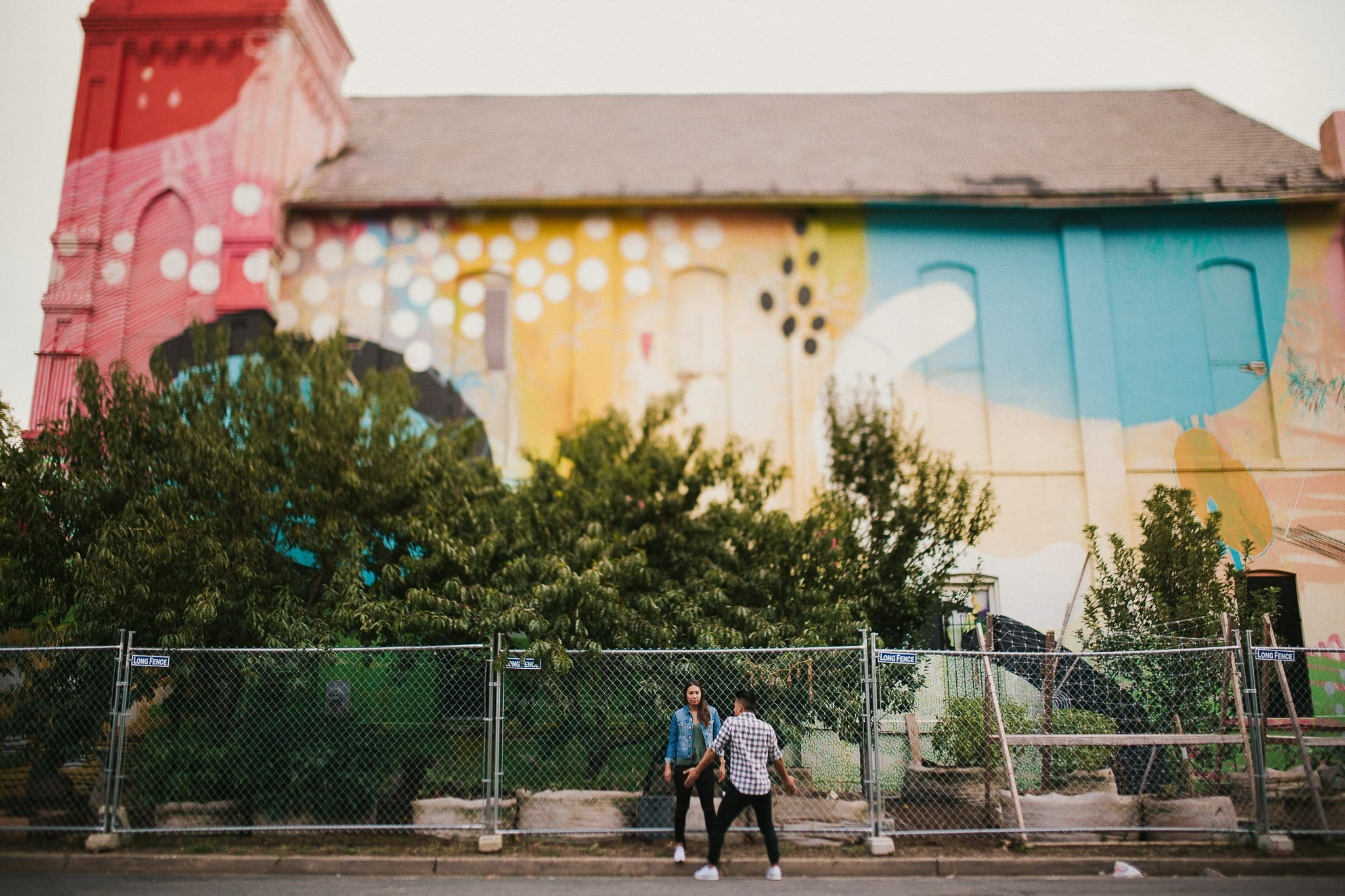 Culture House DC (Blind Whino) engagement session