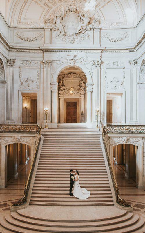 Stella + Gabriel - Elopement - San Francisco