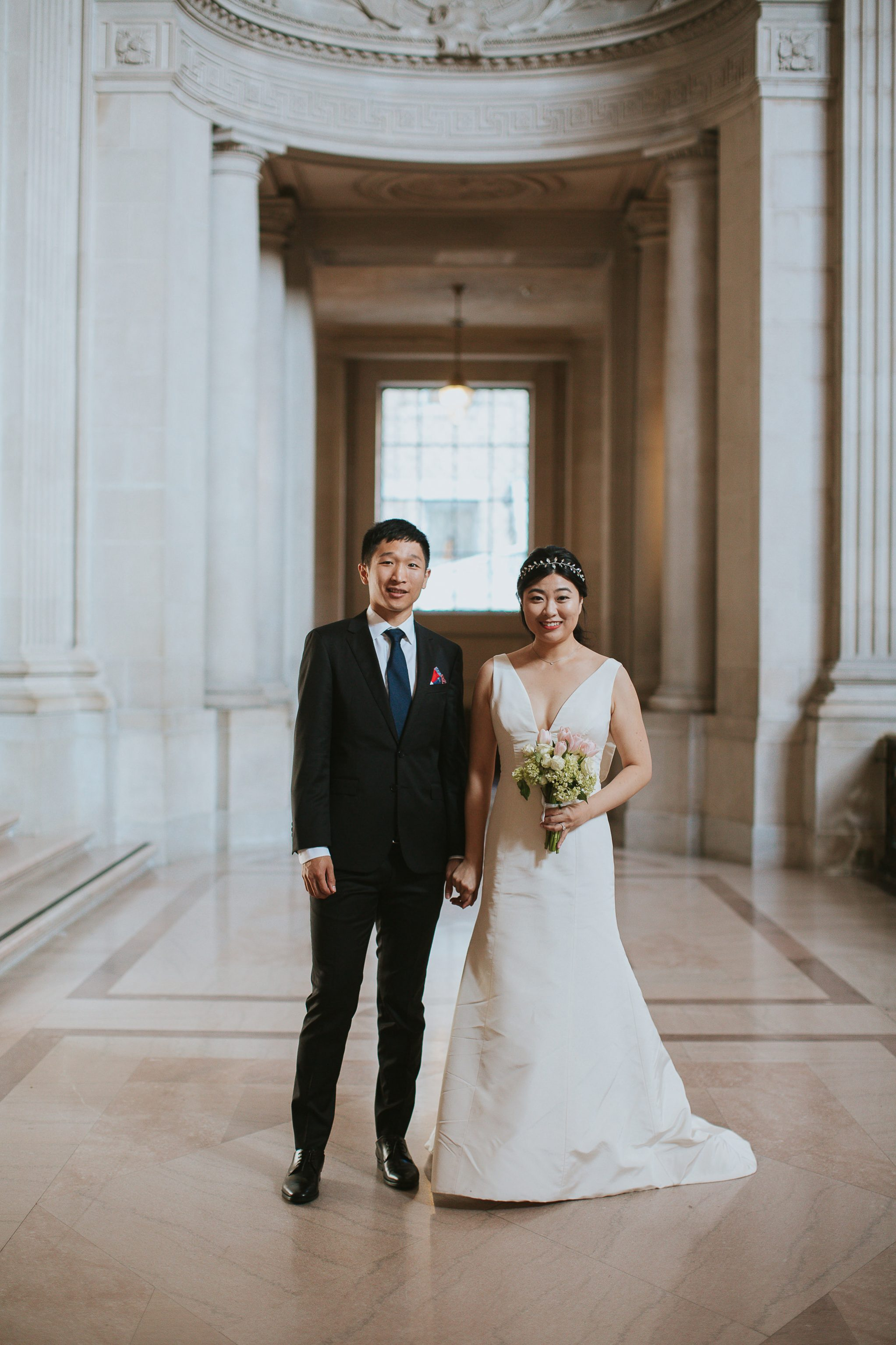 city hall san francisco elopement