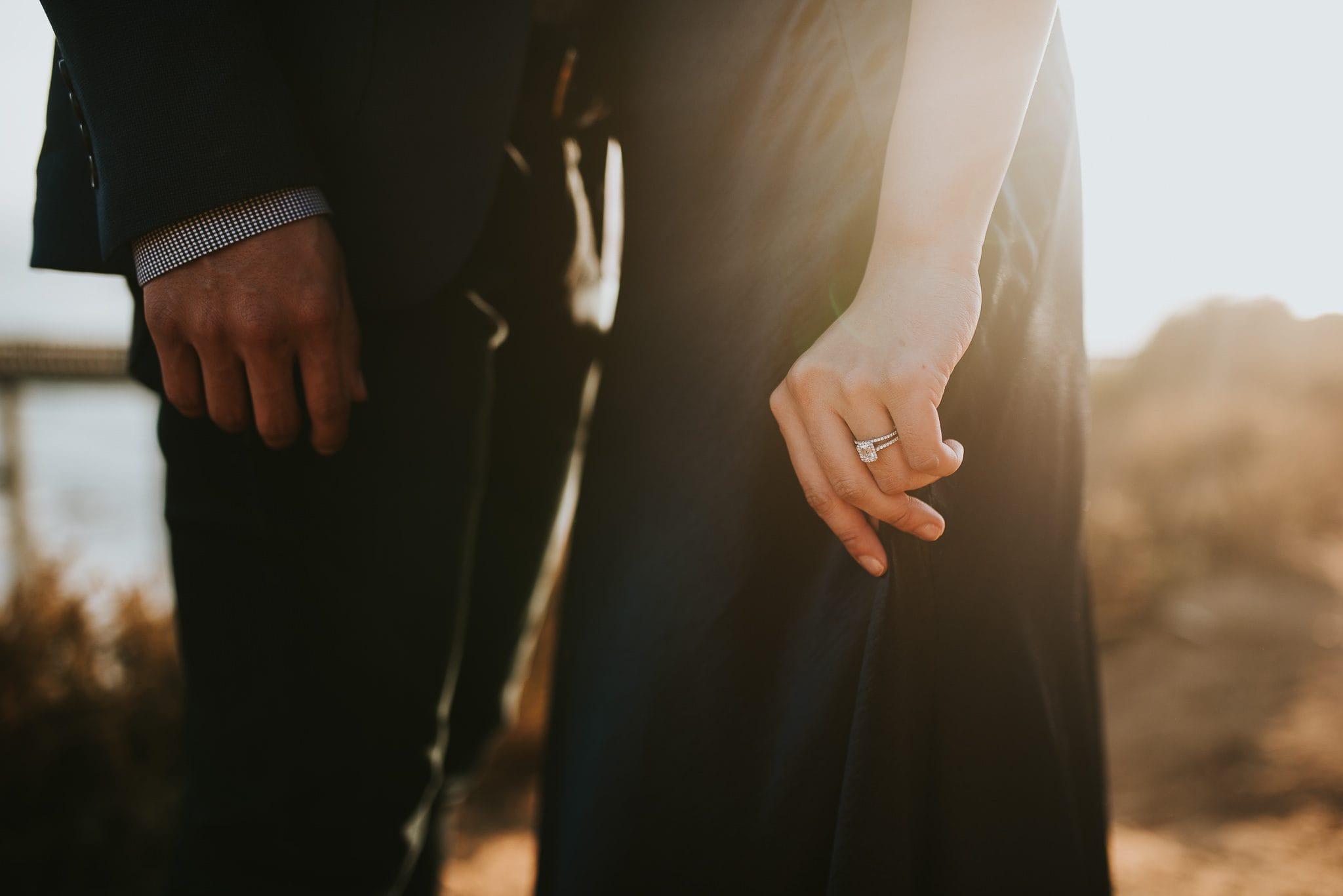 big sur wedding elopement