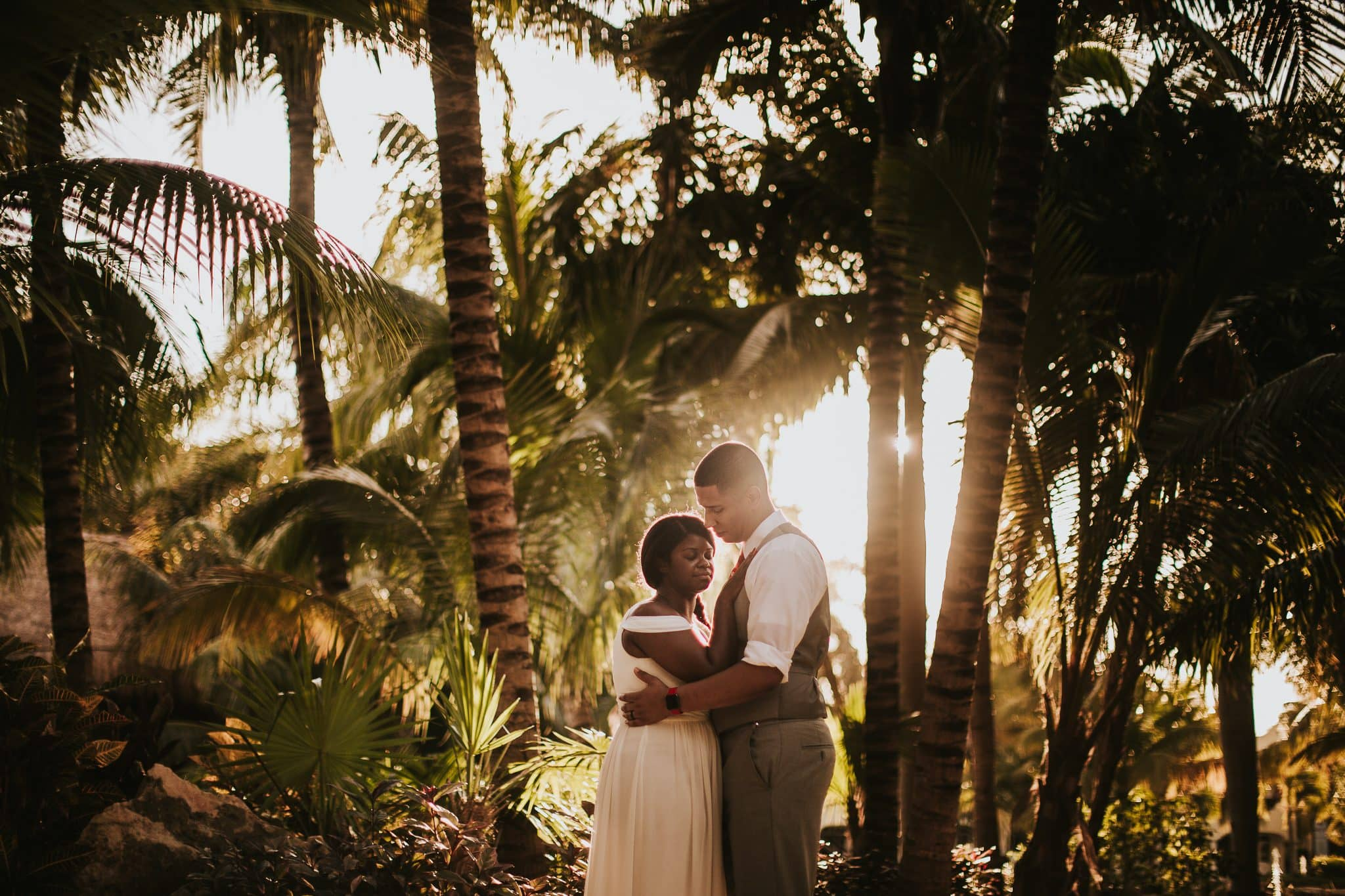 El Dorado Royale Quintana Roo Wedding Photographer