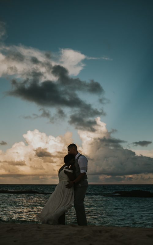 Joc + Cory – Destination Wedding – Playa del Carmen, Mexico
