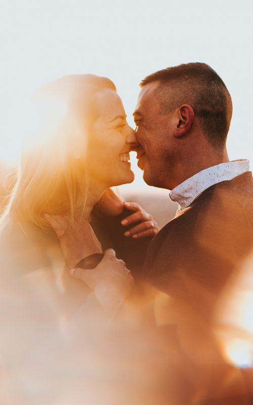Jennifer + Luke – Engagement – West Virginia