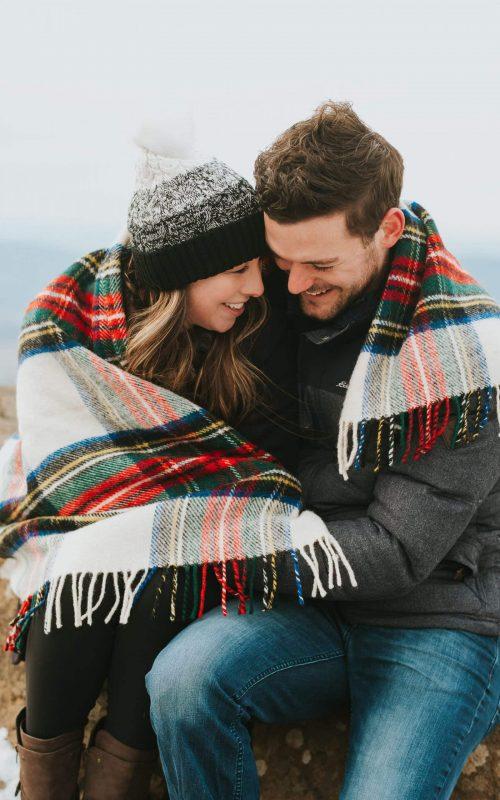 Kimmie + Josh – Engagement – Shenandoah National Park, Virginia